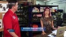 Super-fan builds : Les constructeurs de l'extrême