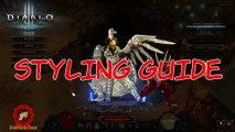 Diablo 3 - Styling Guide - Pantherkralle   Transmogrifikation   Kosmetik   Skin   Cosmetics