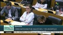 """""""Participaciones preferentes"""", el mayor escándalo financiero de España"""