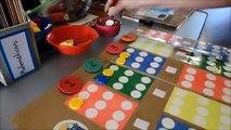 file folder games - preescolar matemáticas 1/3