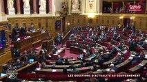 Les questions d'actualité au gouvernement / Audition de nicole belloubet/ Prison - Sénat 360 (01/02/2018)