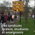 Parcoursup: Journée de mobilisation de syndicats étudiants et enseignants