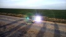 Vol d'un Hélicoptère ALIGN TREX 600E DFC