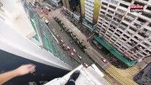 Du parkour sur les toits de Hong-Kong (vidéo)