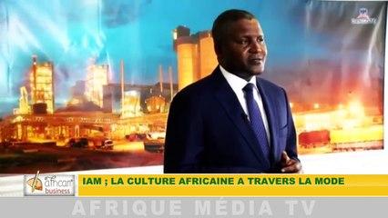 african business iam une marque de vetements made in cameroun