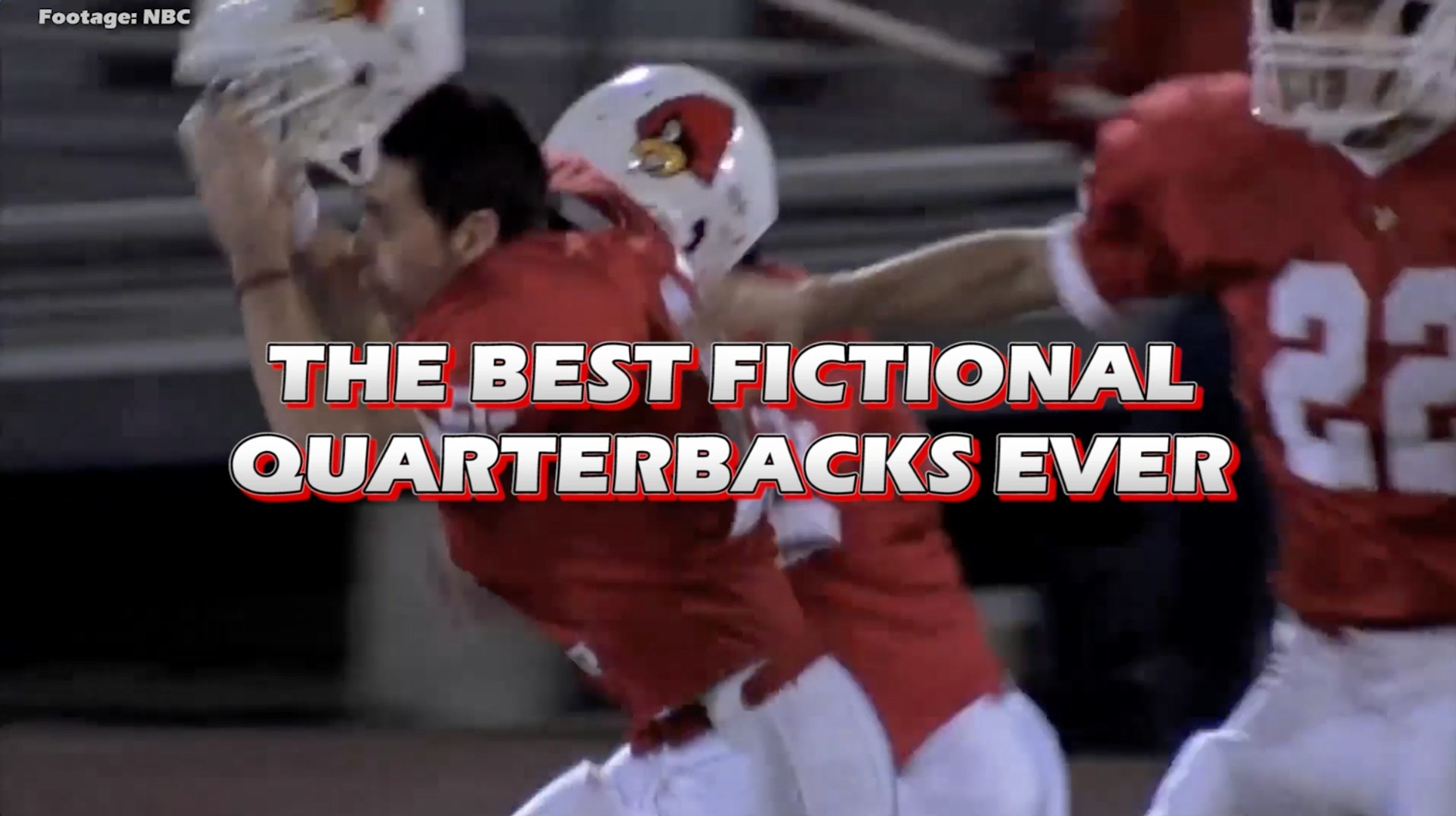 The Best Fictional Quarterbacks in TV and Movies