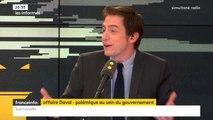 """Réaction de Marlène Schiappa sur l'affaire Daval : """"Une ministre n'a pas à parler d'une affaire en cours"""" martèle l'historien Pascal Blanchard"""