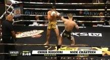 Nick Chasteen vs Chris Mauceri