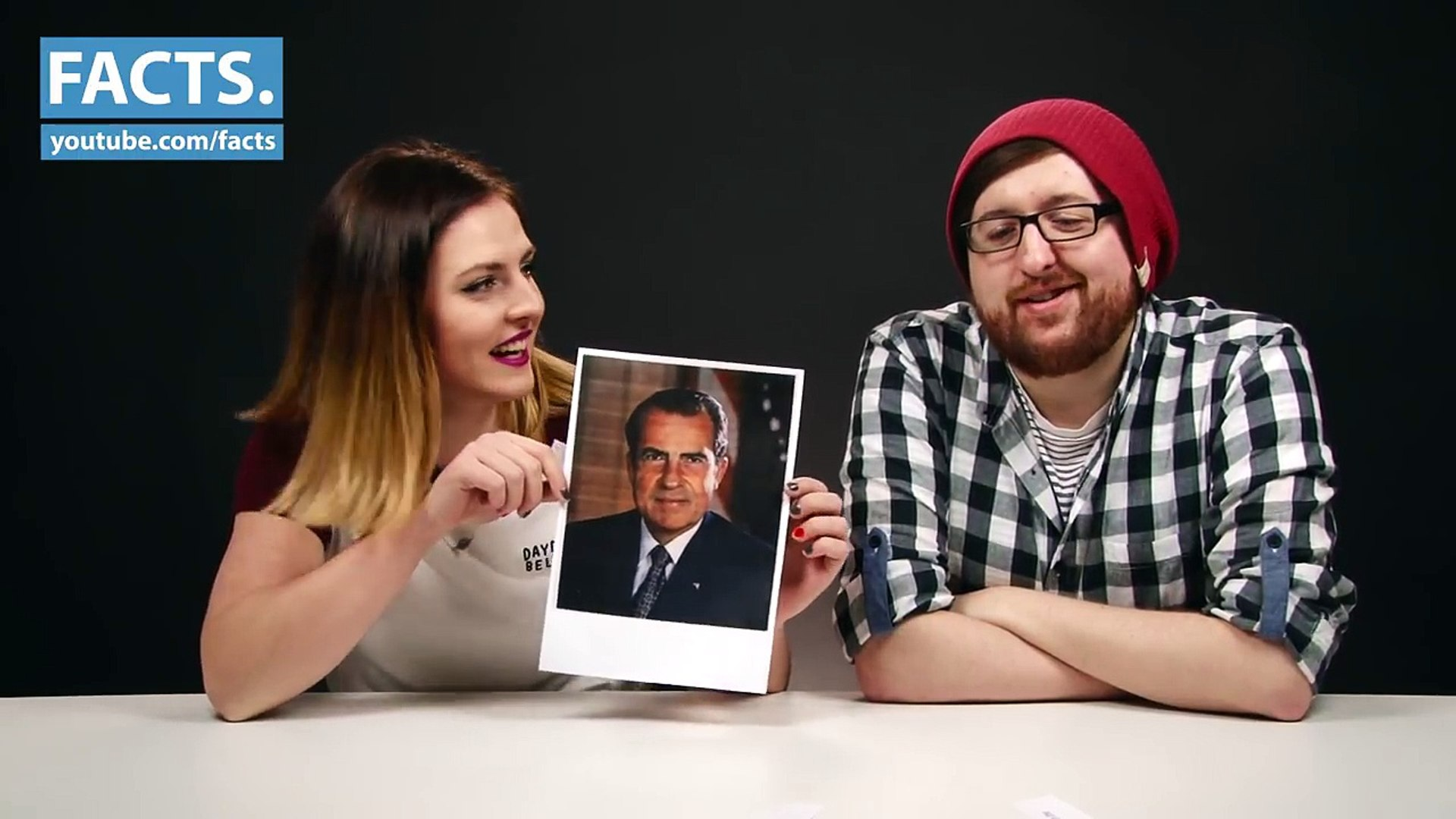 Irish People Try Guess American Presidents