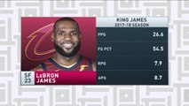 Tiki and Tierney: Will LeBron James go to Golden State?