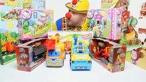 Cartoni animati per bambini piccoli maschi - Giochiamo con macchine fuoristrada - giocattoli
