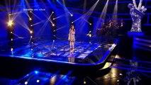 Ana Karina cantó Sabor a mí de Álvaro Carrillo – LVK Col – Show en vivo