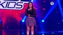Dana cantó Falsas esperanzas de J. Piloto – LVK Col – Audiciones a ciegas – Cap 4 – T