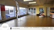 A vendre - Local - MOURMELON LE GRAND (51400) - 957m²
