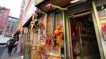New York City Chinatown Tour Part 2! Manhattan Chinatown