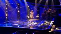 Ana Karina cantó Sabor a mí de Álvar