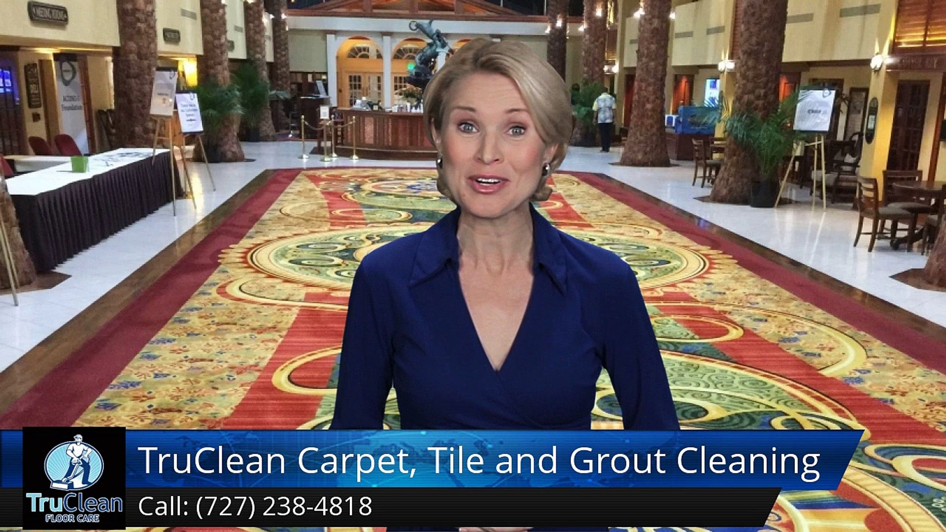 Clearwater FL Tile & Grout Cleaning Reviews, TruClean Floor Care Clearwater FL, Commercial Carpe