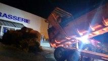 Morlaix. Opération coup-de-poing des agriculteurs