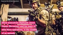 David Boreanaz Discusses Why 'SEAL Team' Deployed