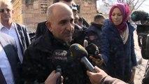 Kilis Belediye Başkanı Hasan Kara: '2 tane roket düştü. Bir de mühimmat olduğu söylenen bir yer var. 2 yaralımız var, birinin durumu hafif'