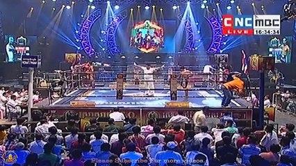 Khmer Boxing, Phal Sophorn Vs Thai, Cnc boxing, 27 Jan 2018