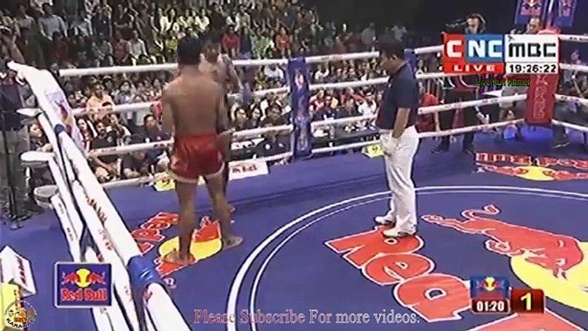 Khmer Boxing, Thoeun Theara Vs Thai, Singdam, Cnc boxing, 27 Jan 2018