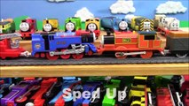 Worlds Strongest Engine 57! MEGA! Trackmaster Thomas and Friends Competition!