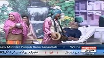 Khabardar Aftab Iqbal 1 February 2018 - Syasi Darbar - Express News