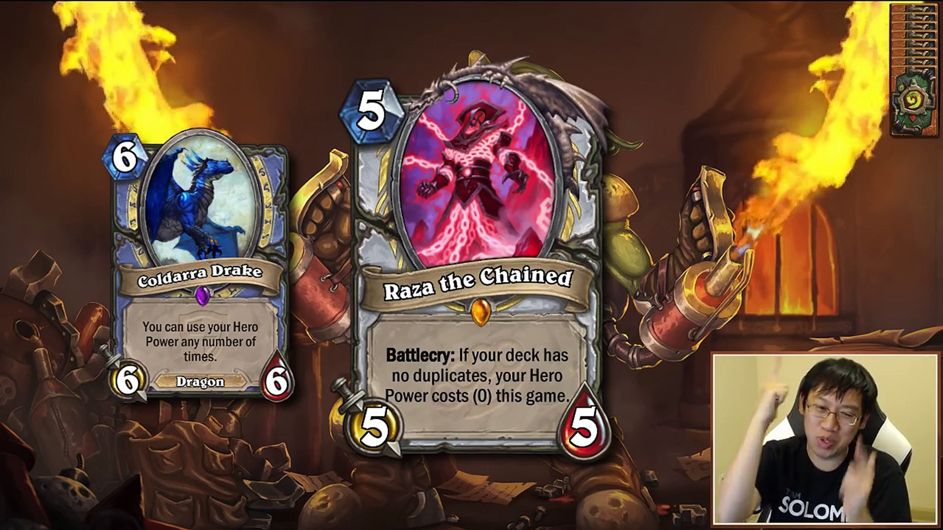 Hearthstone Mean Streets Of Gadgetzan Card Review Part 6 Jade
