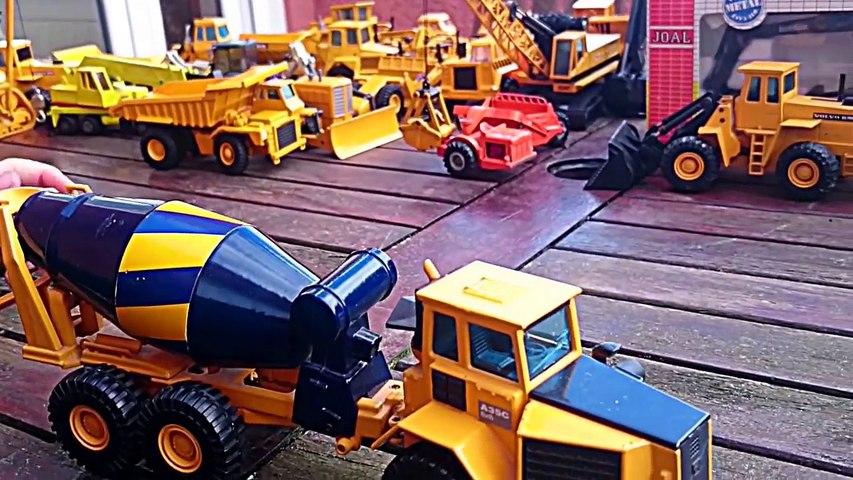 NiñosColección Joal Maquinas Construcción Vídeo Y Obras Para De Juguetes Maquetas NwPy0v8nOm