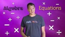 Algebra Basics: Solving 2-Step Equations - Math Antics