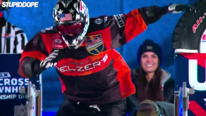 Red Bull Crashed Ice Season is Underway! | Video