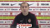 Foot - L1 - Monaco : Sans Ghezzal, Lemar et Sidibé incertains