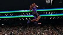 NBA 2K16 - EPIC Slam Dunk Contest Feat. Tracy McGrady, Vince Carter, Wiggins, & LaVine AllStar HD