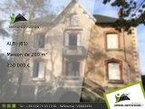 Maison A vendre Albi 200m2 - 230 000 Euros