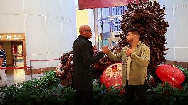 UFC Xangai: Melhores Momentos da Coletiva de Imprensa com Anderson Silva e Kelvin Gastelum