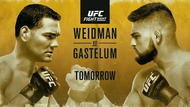 UFC Long Island: Encarada entre Chris Weidman e Kelvin Gastelum