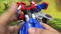 트렌스포머 메가트론 디셉티콘 RID 피규어 장난감 리뷰 Megatron Transformers Prime Cyberverse Commander Class Series 2