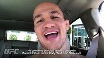 """Junior """"Cigano"""" analisa principais lutas do UFC 207"""