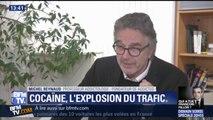En 2017, 17 tonnes de cocaïne ont été saisies en France, un record