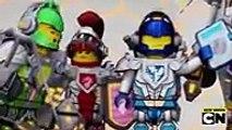 Nexo Knights S 3 E 8 - Lego Nexo Knights S03EP08 - video
