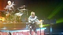 Muse - Star Spangled Banner + Interlude + Hysteria, Nassau Veterans Memorial Coliseum, Uniondale, NY, USA  10/23/2010
