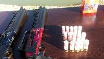 Kısa Pompalı Av Tüfeği Deneme Atışları