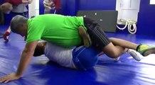 Приемы вольной борьбы - ошибки у начинающих борцов.(Nurali Aliev)freestyle wrestling training