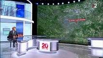 Inondations à Gournay-sur-Marne : le mur anti-crue submergé