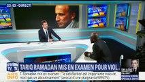 Accusation de viols: Tariq Ramadan mis en examen