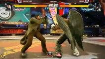 Tekken 7 - TWT Finals San Francisco - JDCR (Dragunov / Heihachi) Vs Qudans (Devil Jin)