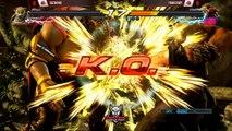 Tekken 7 TWT Tokyo JP - Suzuking (King) Vs Tranceboy (Akuma)
