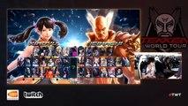EVO 2017 Tekken 7 Top 32 - JDCR (Heihachi) Vs Tomahawk (Xiaoyu)