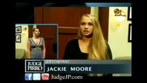 Judge Judy Youre an Idiot Type of Case! Hot Girl in Court! Judge Pirro Full Episode #JEB